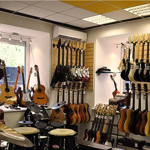 Музыкальные магазины Тамалы